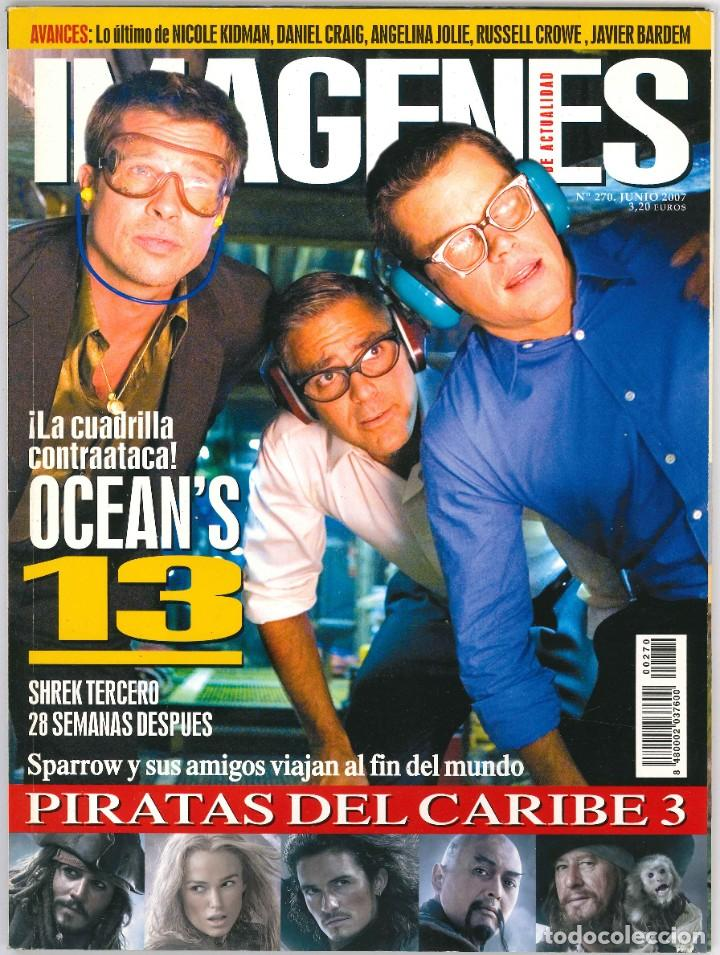 IMAGENES DE ACTUALIDAD 270 (Cine - Revistas - Imágenes de la actualidad)