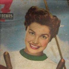 Cine: REVISTA DE CINE 7 FECHAS MADRID JULIO 1964 REPOSTAJE DE MARILYN MONROE. Lote 230073630