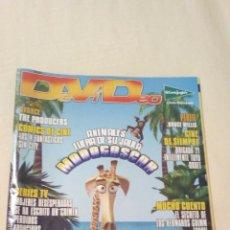 Cine: REVISTA DEVIDEO 52 DICIEMBRE 2005. CINE. MADAGASCAR. Lote 230256100