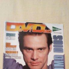 Cine: REVISTA DEVIDEO 30 DICIEMBRE 2003. JIM CARREY CINE. Lote 230259560
