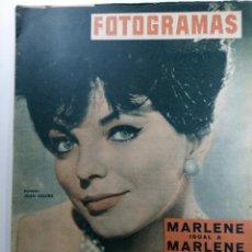 Cine: FOTOGRAMAS Nº 732 - AÑO XVII - 7 DE DICIEMBRE DE 1962. Lote 230379085