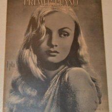 Cinema: VERÓNICA LAKE / JOHN PAYNE - 1943 - PRIMER PLANO. Lote 230396300