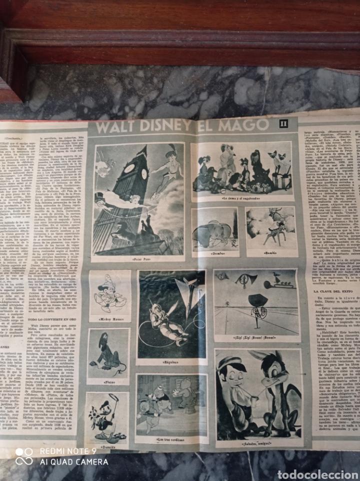 Cine: Revista cinematográfica Primer Plano. Maureen Swanson. Década de los 50 - Foto 4 - 230509515