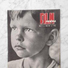 Cinema: FILM IDEAL - Nº 15 - 1958 - RICHIE ANDRUSCO, CINE AMERICANO, 12 HOMBRES SIN PIEDAD, CINE AMATEUR. Lote 231049925