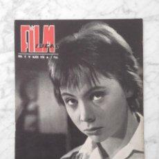 Cine: FILM IDEAL - Nº 17 - 1958 - PATRICIA BINI, MANOLO MORAN, CINE ITALIANO, BARDEM, CINE EXPERIMENTAL. Lote 231053485
