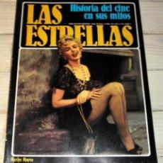Cine: LAS ESTRELLAS-HISTORIA DEL CINE EN SUS MITOS-MARILYN MONROE- Nº 1. Lote 231229130