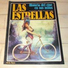 Cine: LAS ESTRELLAS-HISTORIA DEL CINE EN SUS MITOS-MARILYN MONROE- Nº 2. Lote 231229480