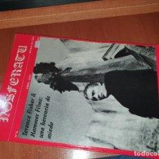Cinéma: NOSFERATU, REVISTA DE CINE N° 6, 1991, NUEVA. Lote 231243725