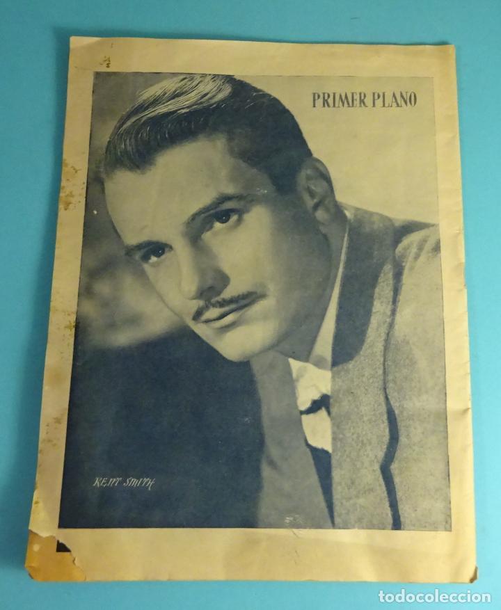 Cine: REVISTA PRIMER PLANO, MADRID 5 FEBRERO 1950, AÑO XI Nº 486, BARRY FITZGERALD, DORIS DAY - Foto 2 - 231256000