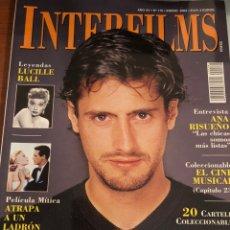 Cine: INTERFILMS NÚM 170. ENERO 2003. JUAN DIEGO BOTTO. Lote 231351360