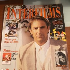 Cine: INTERFILMS NÚM 178. OCTUBRE 2003. KEVIN COSTNER. Lote 231353255