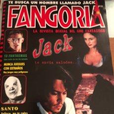 Cinema: FANGORIA. NÚMERO 10. DESDE EL INFIERNO. Lote 231379665