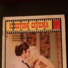 Cinéma: EXCITING CINEMA-VOLUMEN 1 Nº 2-JULIÁN MATEOS-PACO RABAL. Lote 231669265