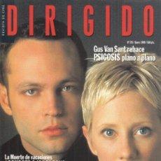 Cine: REVISTA DIRIGIDO POR Nº 275 AÑO 1999. GUS VAN SANT REHACE PSICOSIS. HENRY HATTHAVAY. JOHN BOORMAN.. Lote 231861375