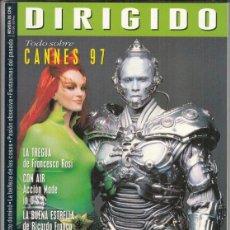 Cine: REVISTA DIRIGIDO POR Nº 258 AÑO 1997. BATMAN & ROBIN. GABRIEL FIGUEROA. CANNES 1997.. Lote 231865740