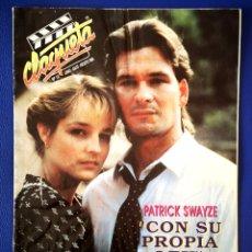 Cine: CLAQUETA - N° 13 AGOSTO 1990. Lote 231951815