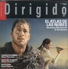 Cine: REVISTA DIRIGIDO POR Nº 430 AÑO 2013. DOSSIER TARANTINO. EL ATLAS DE LAS NUBES.. Lote 231961905
