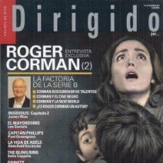 Cine: REVISTA DIRIGIDO POR Nº 437 AÑO 2013. ROGER CORMAN. CINE ESPAÑOL. VENECIA 2013.. Lote 231976810