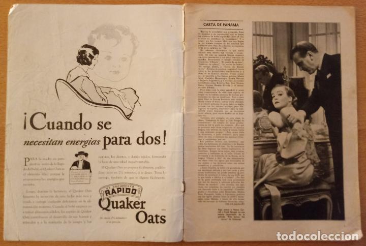 Cine: T - REVISTA CINELANDIA - ABRIL 1933 - TOMO VII - Nº 4 - CLAUDETTE COLBERT - Foto 2 - 232098005