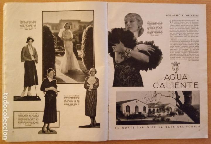 Cine: T - REVISTA CINELANDIA - ABRIL 1933 - TOMO VII - Nº 4 - CLAUDETTE COLBERT - Foto 3 - 232098005
