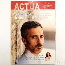Cine: REVISTA ACTÚA Nº63 JULIO-SEPTIEMBRE 2020 ANDRÉS GERTRÚDIX, MAR ABASCAL, CRISTINA MARCOS, ETC. Lote 232126230