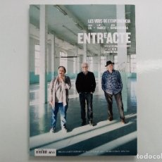 Cine: REVISTA ENTREACTE Nº 211 HIVERN 2020-21 MAIFE GIL, LLUÍS MARCO, JORDI BANACOLOCHA, CARLA SIMÓN. Lote 232126860