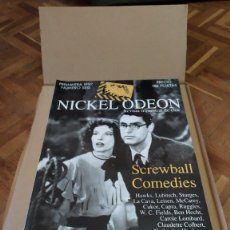 Cine: REVISTA NICKEL ODEON Nº 6 AÑO 1997. SCREWBALLCOMEDIES.. Lote 232805522