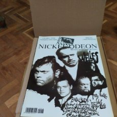 Cine: REVISTA NICKEL ODEON Nº 16 AÑO 1999. ORSON WELLES.. Lote 232808785