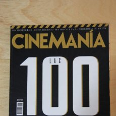 Cine: CINEMANÍA NÚMERO 275 - AGOSTO 2018. Lote 233092910