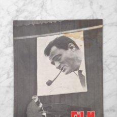 Cine: FILM IDEAL - Nº 19 - 1958 - MIKE TODD, GARY COOPER, FRED ZINNEMANN, OSCARS, CHARLOT. Lote 233214575