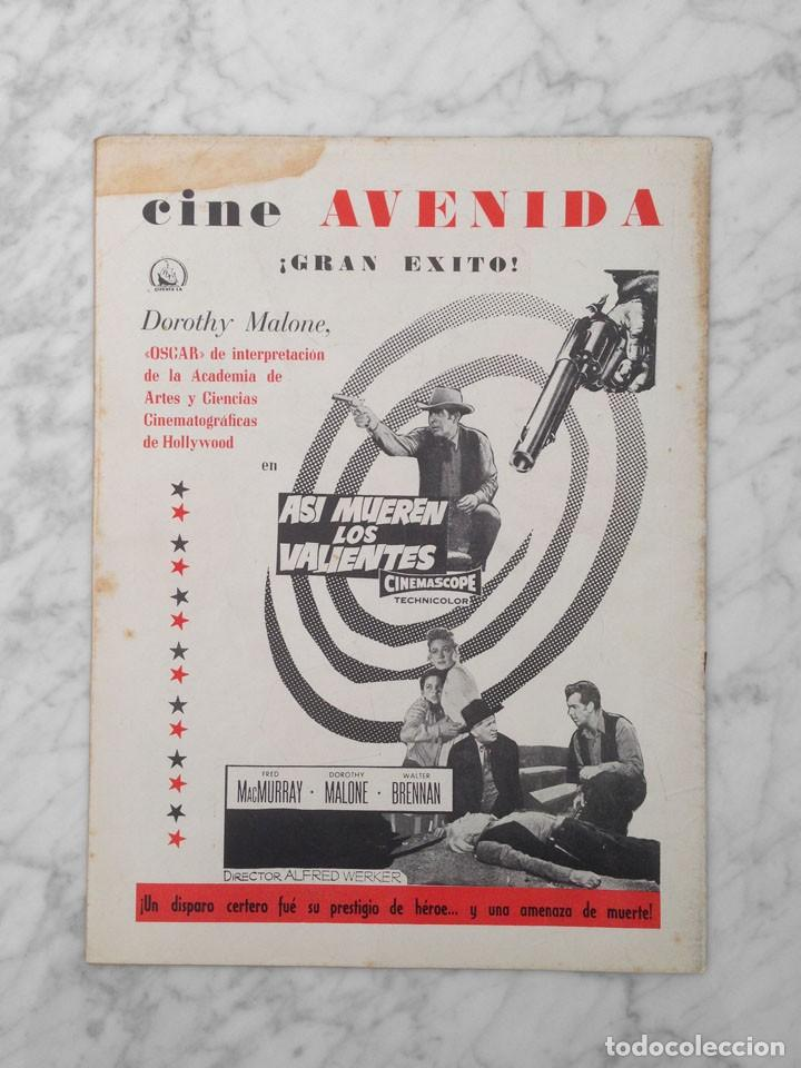 Cine: FILM IDEAL - Nº 19 - 1958 - MIKE TODD, GARY COOPER, FRED ZINNEMANN, OSCARS, CHARLOT - Foto 2 - 233214575