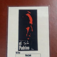 Cinema: EL PADRINO. Lote 233360735