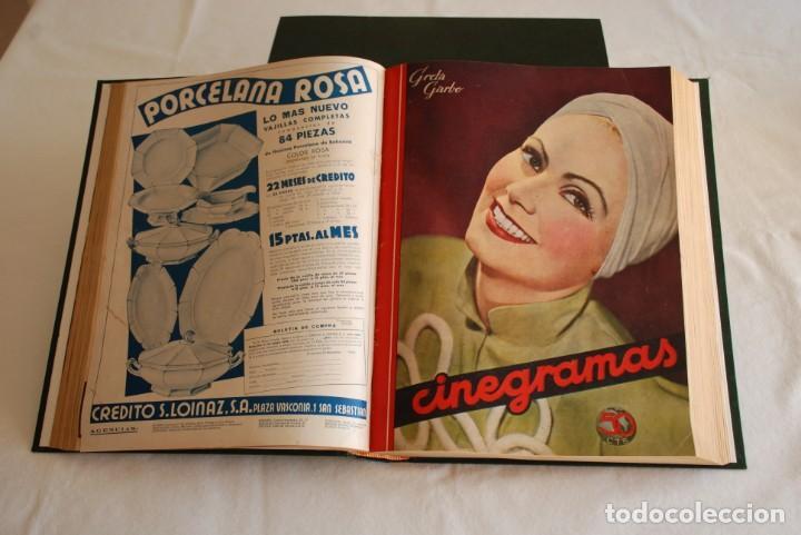 Cine: Cinegramas - Tres Albumes - Foto 4 - 233380625