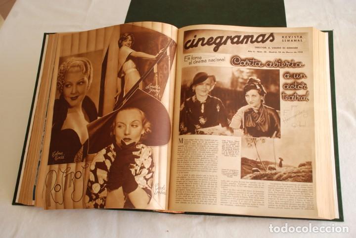 Cine: Cinegramas - Tres Albumes - Foto 6 - 233380625
