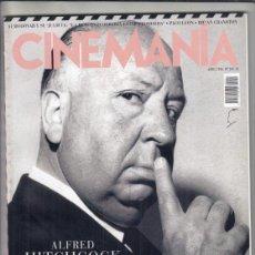 Cine: REVISTA CINEMANIA Nº 247 AÑO 2016.ALFRED HITCHOCK. ESPECIAL RELATOS FANTASTICOS.. Lote 233415025