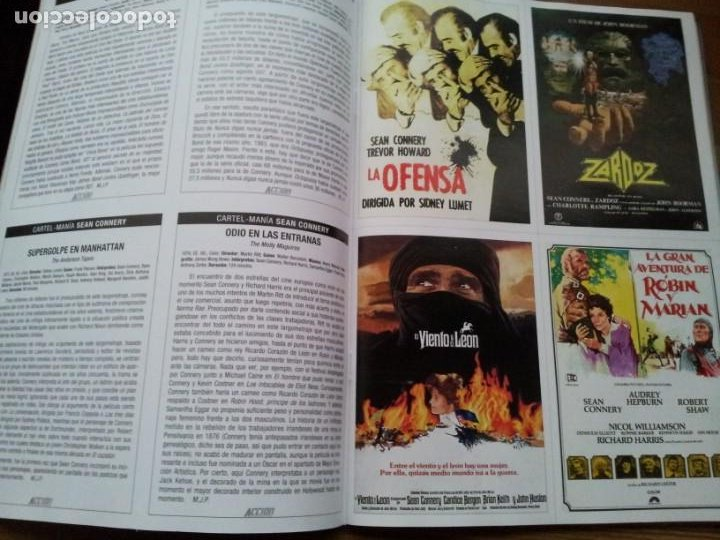 Cine: lote 8 revistas de cine - accion - Nº 2003,2005,2006,2007,2008,2010,2011,2012 - año 2020 con posters - Foto 6 - 234100260