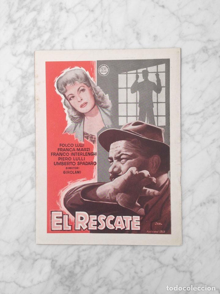Cine: FILM IDEAL - Nº 25 - 1958 - ISABELLE CAREY, ANTONIO DE TEFFE, INGMAR BERGMAN, ALEC GUINNESS - Foto 2 - 234323555