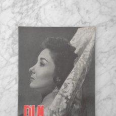 Cine: FILM IDEAL - Nº 26 - 1958 - MARIFE DE TRIANA, CINE INFANTIL, ALELUYA, TYRONE POWER, LUIGI ZAMPA. Lote 234324860