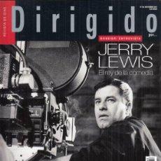 Cine: REVISTA DIRIGIDO POR Nº 482. JEREY LEWIS. GEORGE A. ROMERO. SITGES 2017. ANTONIO ISSAI-ISASMENDI.. Lote 234742445