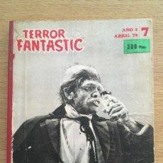 Cine: TERROR FANTASTIC TOMO CON 6 NUMEROS ENCUADERNADOS DE LA REVISTA. Lote 235085510