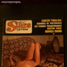 Cinéma: SEX STARS SYSTEM-KARINE GAMBIER. Lote 235173240