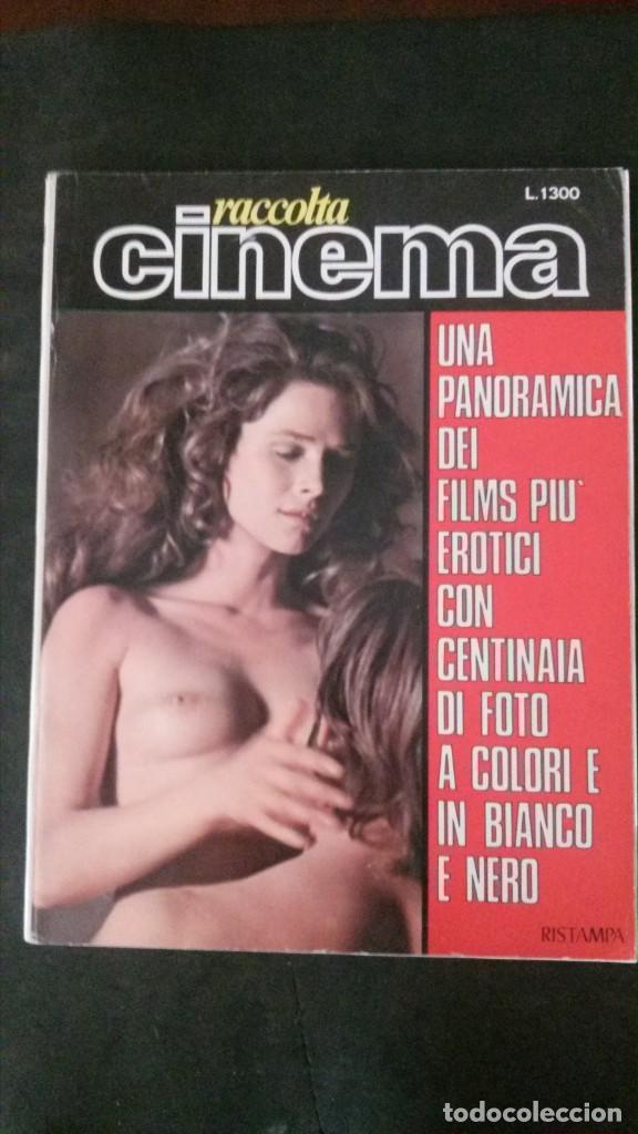 RACCOLTA CINEMA-ORSON WELLES-PASOLINI-PETER SELLERS-JAMES BOND-USCHI DIGART-RENÉ BOND-JULIE EGE (Cine - Revistas - Otros)