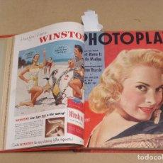 Cine: PHOTOPLAY REVISTA AMERICANA TOMO ENCUADERNADO 6 NUMEROS 1955 LEIGH KELLY REYNOLDS NOVAK DAY. Lote 235702870