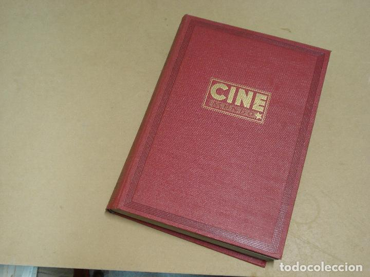 Cine: CINE MUNDO REVISTA ESPAÑOLA TOMO ENCUADERNADO JULIO A DICIEMBRE 1953 21 NÚMEROS MONROE TAYLOR FLORES - Foto 15 - 235705380