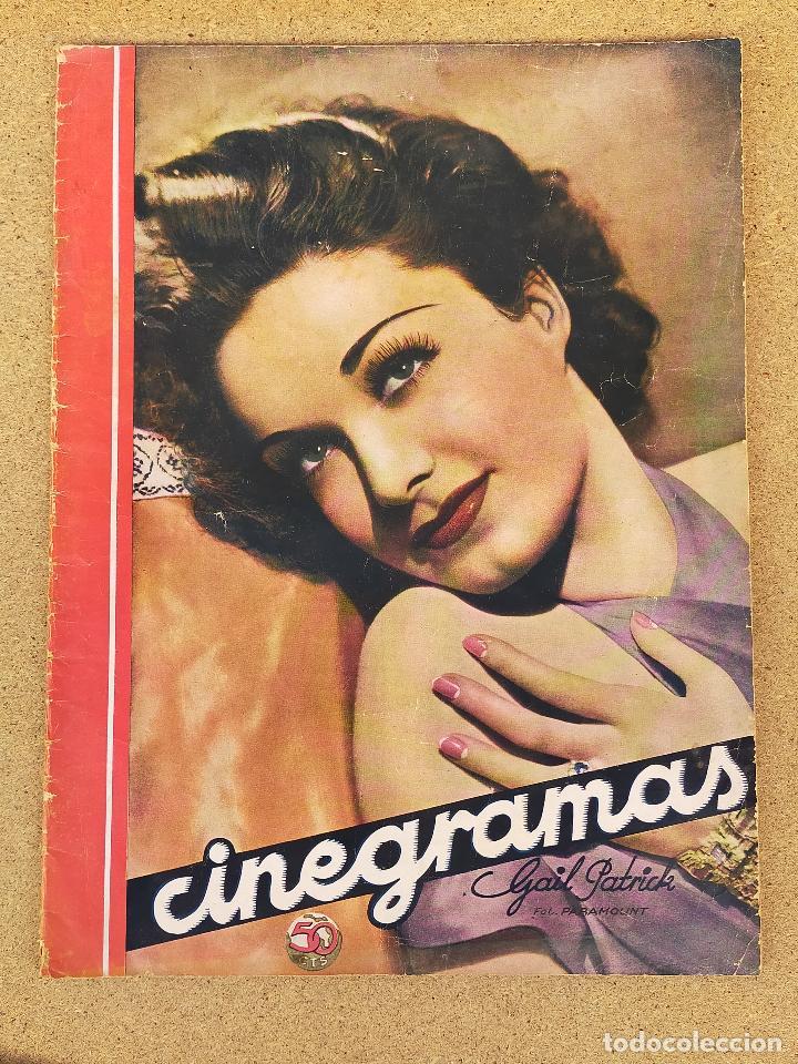 REVISTA CINEGRAMA (Cine - Revistas - Cinegramas)