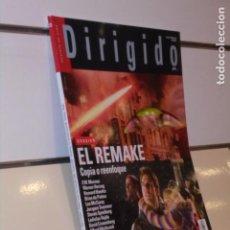 Cine: REVISTA DE CINE DIRIGIDO POR... Nº 510 OCTUBRE 2020 DOSSIER EL REMAKE. Lote 235890775