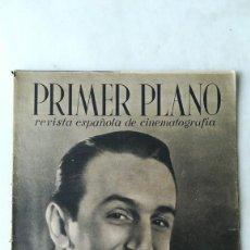 Cine: REVISTA PRIMER PLANO WALT DISNEY. N°2. AÑO 1940. Lote 235941045