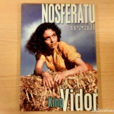 Cine: KING VIDOR NOSFERATU REVISTA DE CINE Nº31 OCTUBRE 1999 NUEVA!!!. Lote 235952135