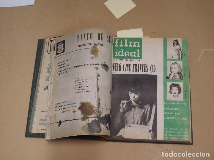 Cine: FILM IDEAL REVISTA ESPAÑOLA TOMO ENCUADERNADO DE ENERO A DICIEMBRE DE 1962 Nº 87-110 - Foto 3 - 236001390
