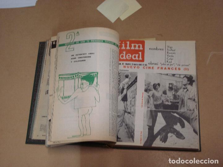 Cine: FILM IDEAL REVISTA ESPAÑOLA TOMO ENCUADERNADO DE ENERO A DICIEMBRE DE 1962 Nº 87-110 - Foto 4 - 236001390